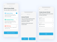 Onboarding | Smart Lock App