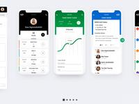 ALTR Project Screens | Web Mobile App