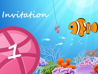 Dribbble Invitation designer invite invitation dribbble
