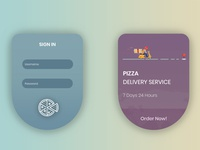 Pizza Delivery App