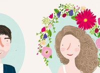 New wedding illustration