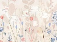 Tea garden, part 2