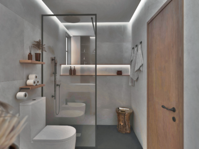 Bathroom Visualization renovation project interior design bathroom 3d studio max