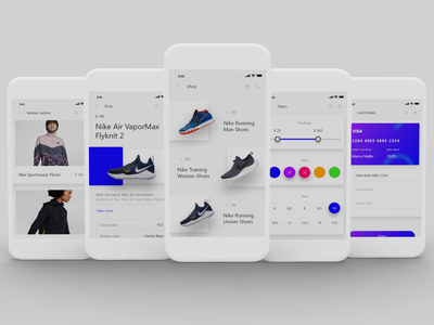 Ecommerce mobile ui app branding application design uiux fashion store mobile ui ui design shopping app ecommerce