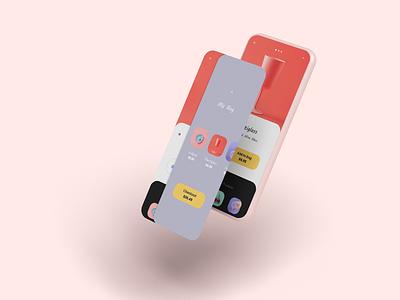 E-commerce App ecommerce shopee online shop design clean ui ui ux app application xd design shopping site pink ui feminine ui elegant ui online delivery ecommerce design ecommerce app