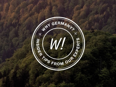 Germany Is Wunderbar website travel ui germany tourism blog