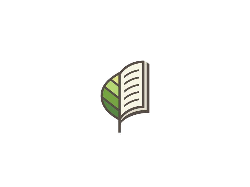 logo for a book publishing company by ivan nikoli� dribbble