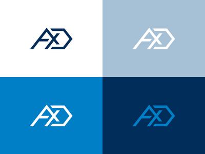 AXD Tech Monogram
