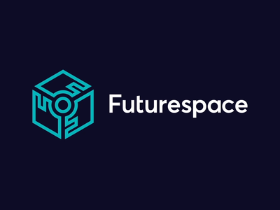 Futurespace Logo Animation space galaxy travel brand identity visual identity motion graphics logo animation interaction artificial intelligence animation after effects universe galaxy light friendly technology virtual reality digital currency coin