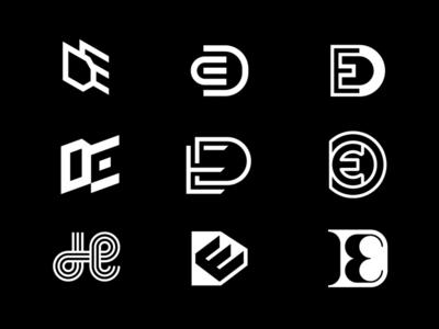 DE Monogram collection part 1