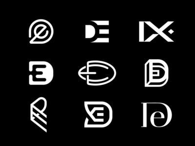 DE Monogram collection part 2