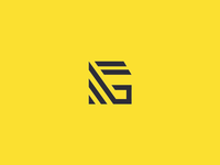 Logo for a construction company