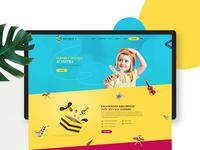 Music Bee Box - UI Design