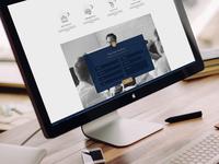 Law Firm - Ui Design