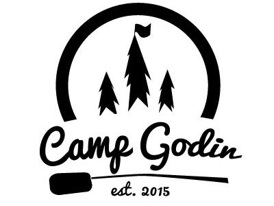 Camp Logo Work summer camp logo