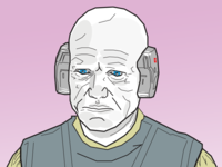 Obscure Star Wars Characters - Lobot