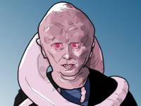 Obscure Star Wars Characters - Bib Fortuna