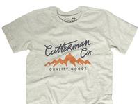 T shirt Mountain.