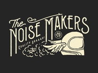 The Noise Makers T-shirt.
