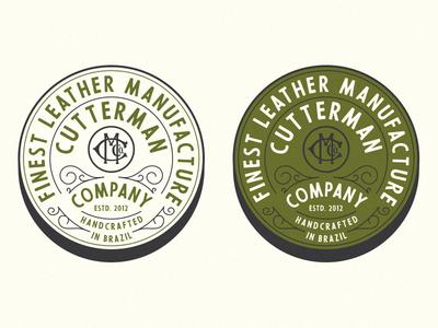 Vintage badge.