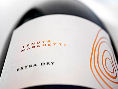 Extra Dry Wine graphics design etichetta graphic design label design bevande food beverage bollicine vino sparkling wine