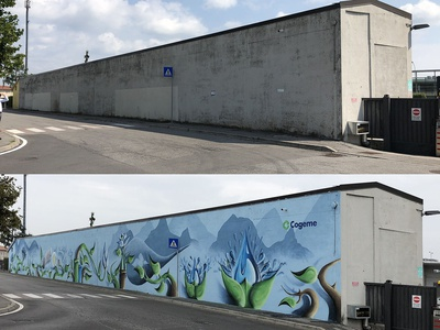 Graffiti Wall streetart graffitiwall aerosolart spraycan graffiti art graffiti
