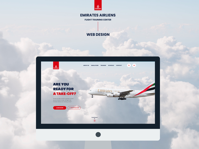Emirates Airlines FTC Website training thy sky flight airlines