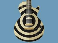 Gibson Les Paul Bullseye Zakk Wylde