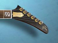 Gibson Explorer Head