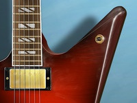 Gibson Explorer Body Detail