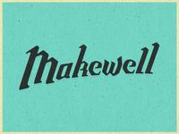Makewell logo