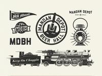Mandan Depot Bier Hall