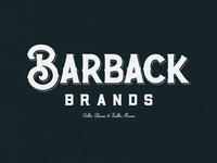 Barback Brands 1