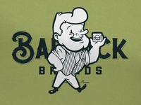 Barback Brands Mascot