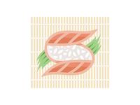 Salmon Sushi S