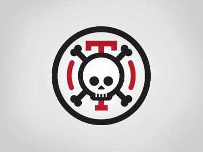Umass Tox mark skull crossbones logo icon jason taylor tox toxicology