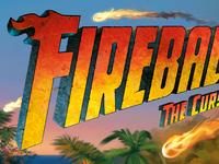 Fireball Island Logo