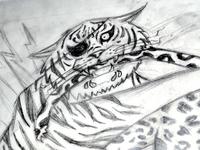 Bad kitty pencil