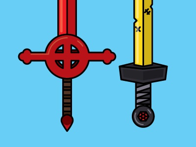 Adventure Time Swords swords math glob lumpy red weapon adventure time
