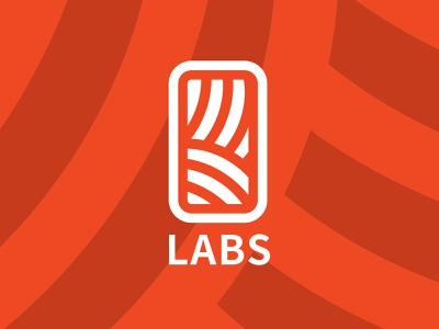 Lineage Labs business lab mark idenity icon design type vector logo branding