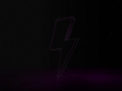 Lightning Bolt animation after effects bolt lightning bolt lightning