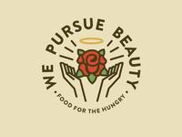 We Pursue Beauty Mark