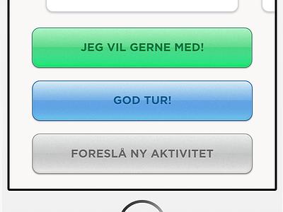 Action buttons ulrik app button ui