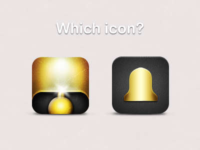 Bells WIP bell icon 114 which one gold shiny ulrik