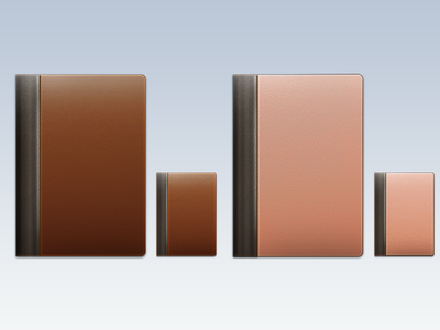 Coverless books icon book ios cover replacement