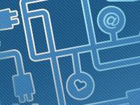 Background for web header - V2