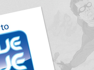 Business Card Front - zoomed in