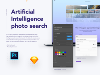 YZ - Artificial Intelligence Photo Search