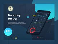 Harmony Helper on Behance