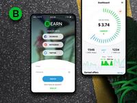 Bearn App | Earn while you burn!